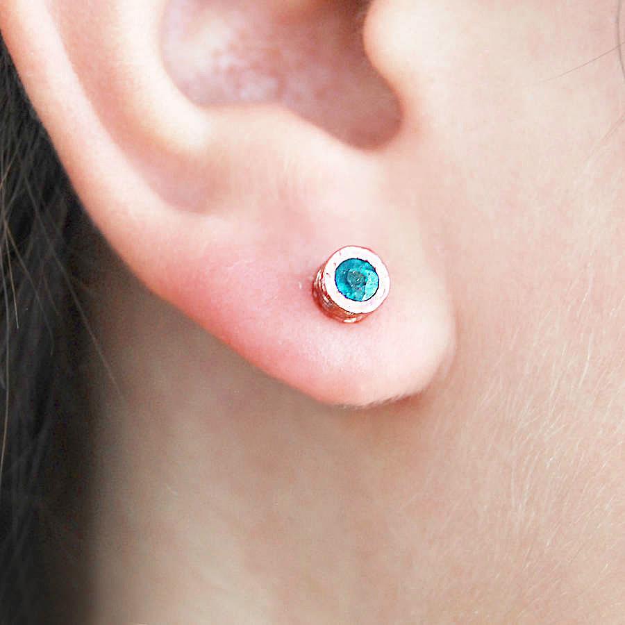 perçage oreilles à partir de 2 ans